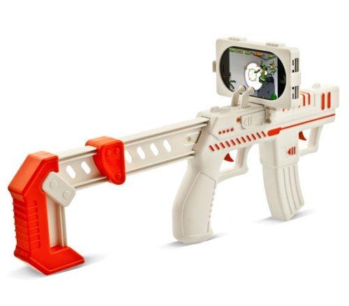 Пушка из айфона