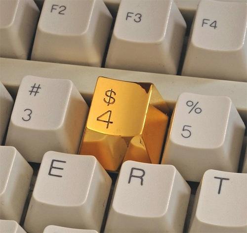 Золотая клавиша