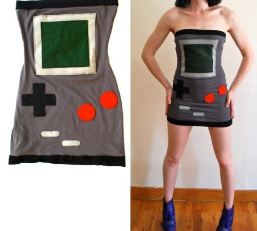 Nintendo платье