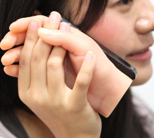 Рукастый айфон