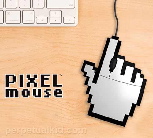 Пиксельная мышка