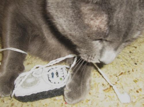 Ipod для кота