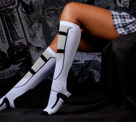 Носки из Portal 2