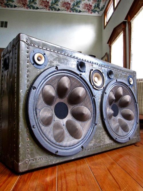 Раритетная аудиосистема