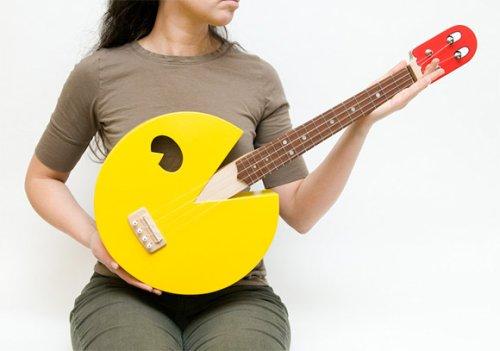 Pac-Man укулеле