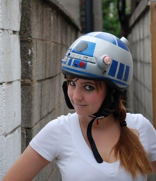 R2D2 шлем