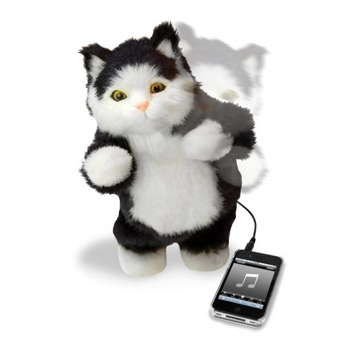 Тусовочный кот для вашего гаджета