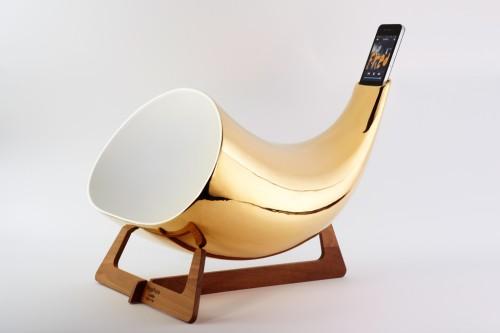 Хрупкий мегафон для вашего айфона