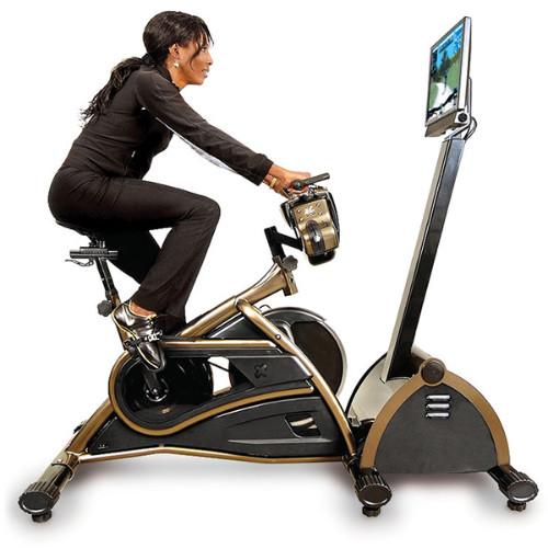 Реалистичный симулятор горного велосипеда