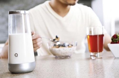 Молочный гаджет на страже ваших запасов