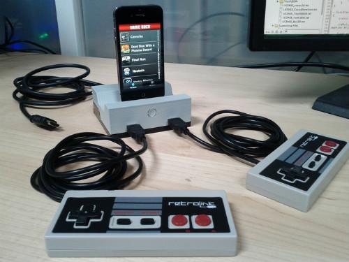 Игровая консоль для устройств Apple