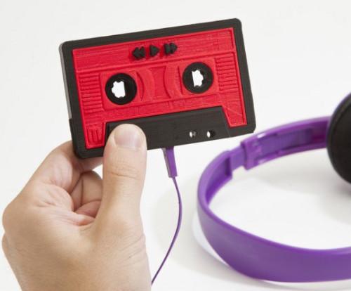 MP3-плеер в виде аудиокассеты