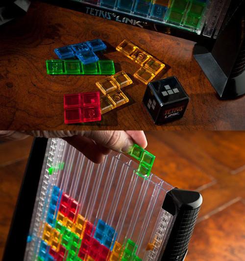 Настольный тетрис Tetris Link