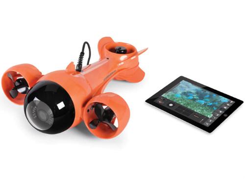 Подводная камера-субмарина