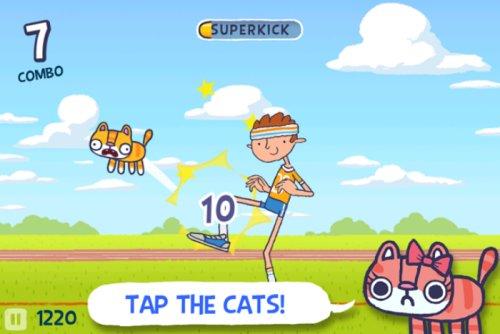 Пни кошака — приложение для iOS
