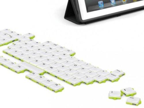 Клавиатура паззл