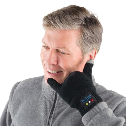 Беспроводная гарнитура в виде перчатки