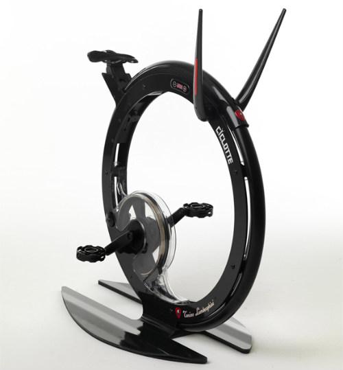 Дизайнерский велотренажер Ciclotte
