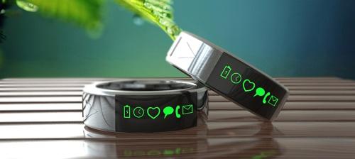 Умное кольцо для смартфона