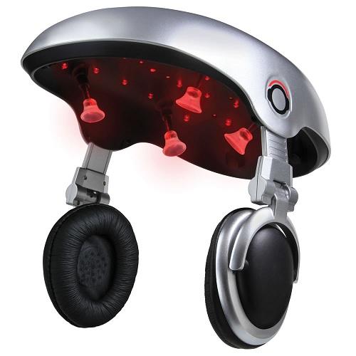 Светомассажный шлем Омолаживатель