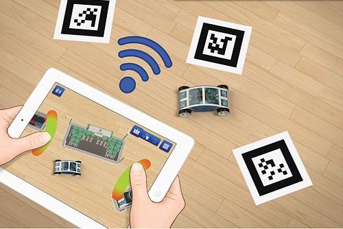 Конструктор дополненной реальности iPad
