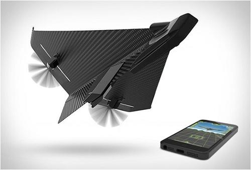 Ударопрочный карбоновый «самолётик» (проект)