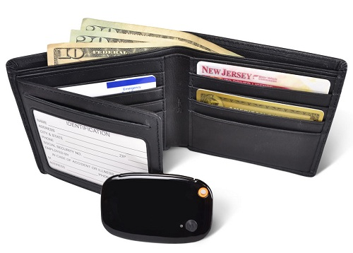Самонаходящийся бумажник