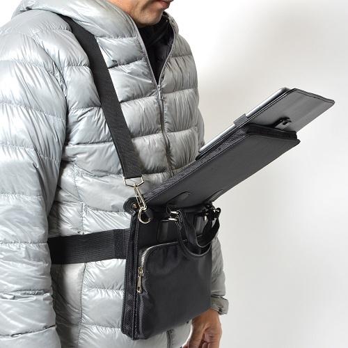 Сумка-держалка для планшета